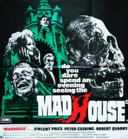 madhouse alt poster