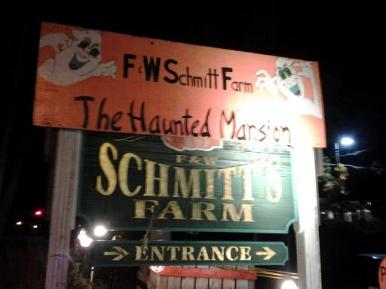Schmitts Farm Haunted Mansion