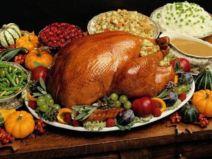 Thanksgiving-Turkey Dinner
