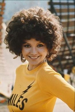 Victoria Principal before her soap opera days!