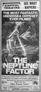 Neptune Factor newspaper ad