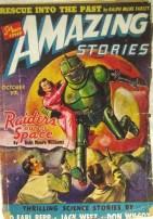 Amazing Stories - robots 1940