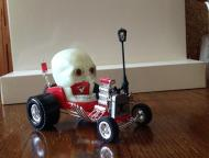 Creepy T monster car by Mike K pic 4