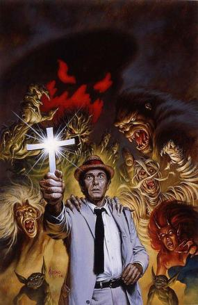 Kolchak the night stalker artwork