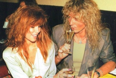 tawny kitaen david coverdale - pic 2