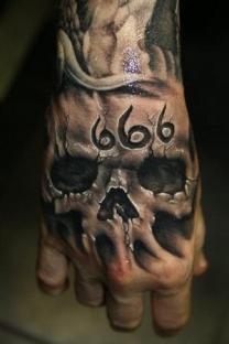 hand-tattoos