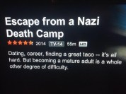 movie summary - -nazi-death-camp