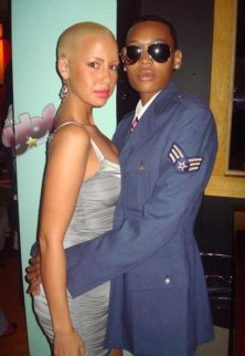 amber rose and trevon