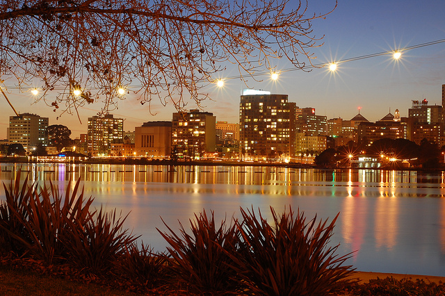 Lake Merritt, Oakland. Image by Marlo Lao via Flickr