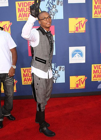 lupe at the vma's