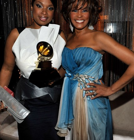 jennifer hudson and whitney houston