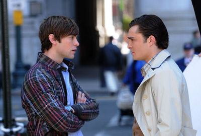 gossip girl chuck and nate