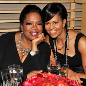 oprah and michelle obama