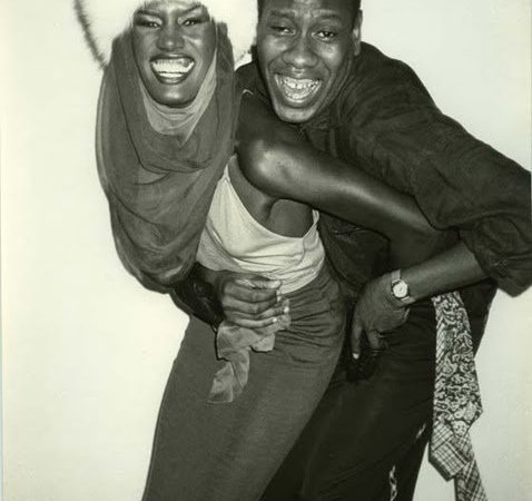 grace jones and andre leon talley