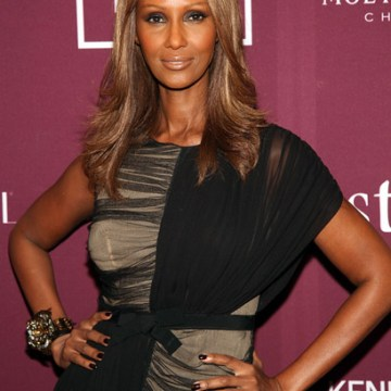 "Iman attends the 2011 Vanidades ""Icons Of Style Awards"" Gala"
