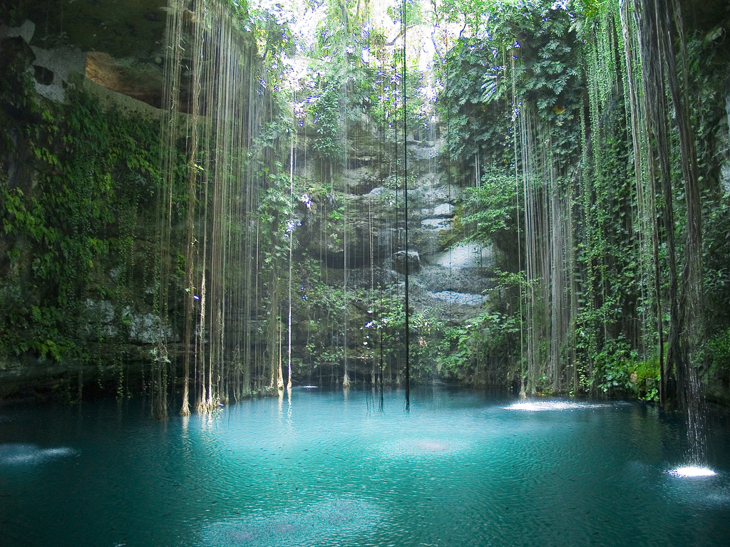 Nearby Cenotes to Explore