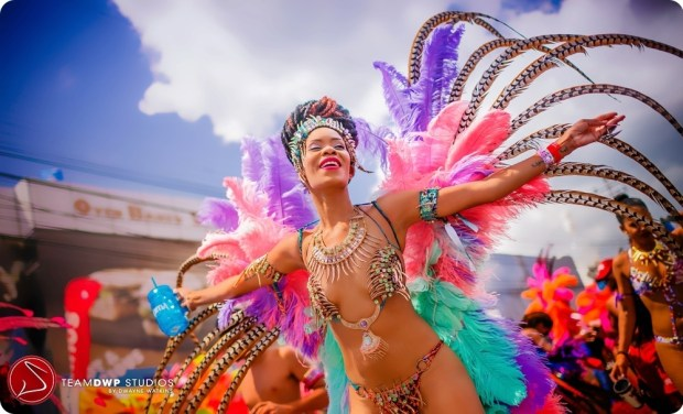 Yuma Vibe. Image by Dwayne Watkins Photography. Check out his website for a beautiful glimpse into Trinidad Carnival!