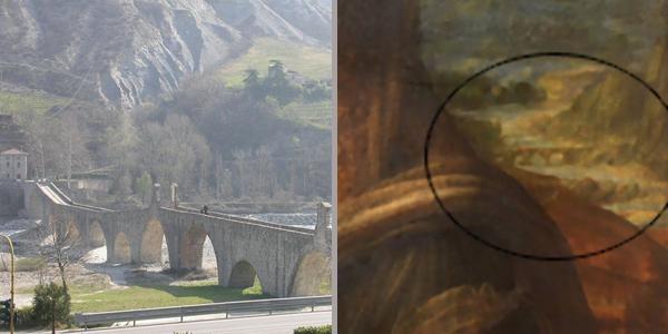 Il codice della Gioconda e il mistero del Ponte del