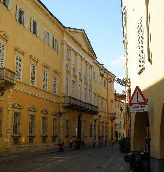 Palazzo Carmi venduto lappartamento di Cambi  Parma