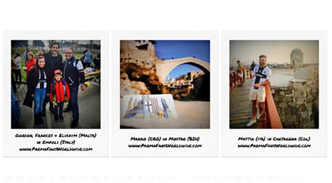 #TravellingParmigiani 照片