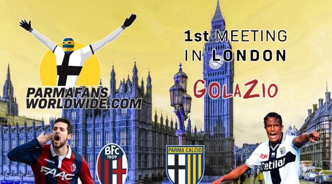 1st London Meeting