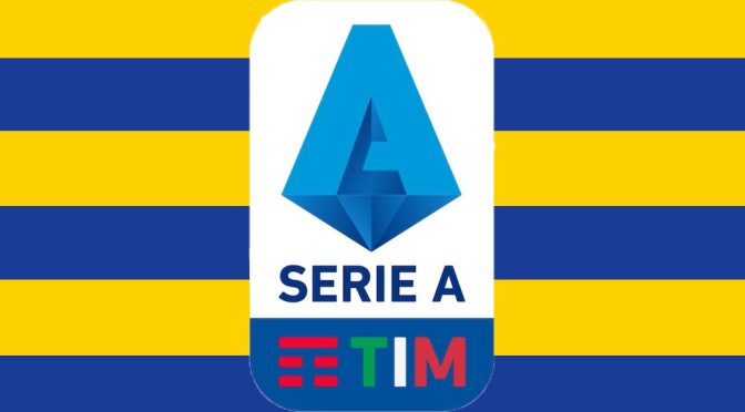 First Parma 2019/20 matches