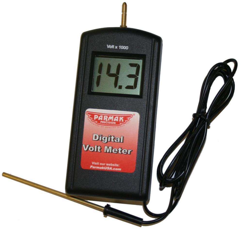 medium resolution of 813 parmak precision digital electric fence tester