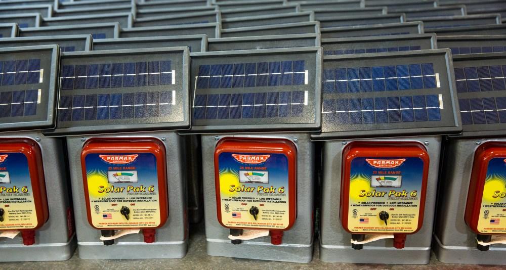 medium resolution of parmak solar fencer wiring diagram