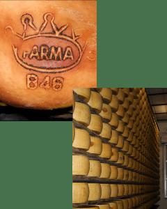 Parma Ham N Cheese