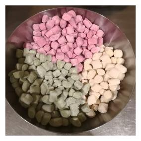 gnocchi tricolore