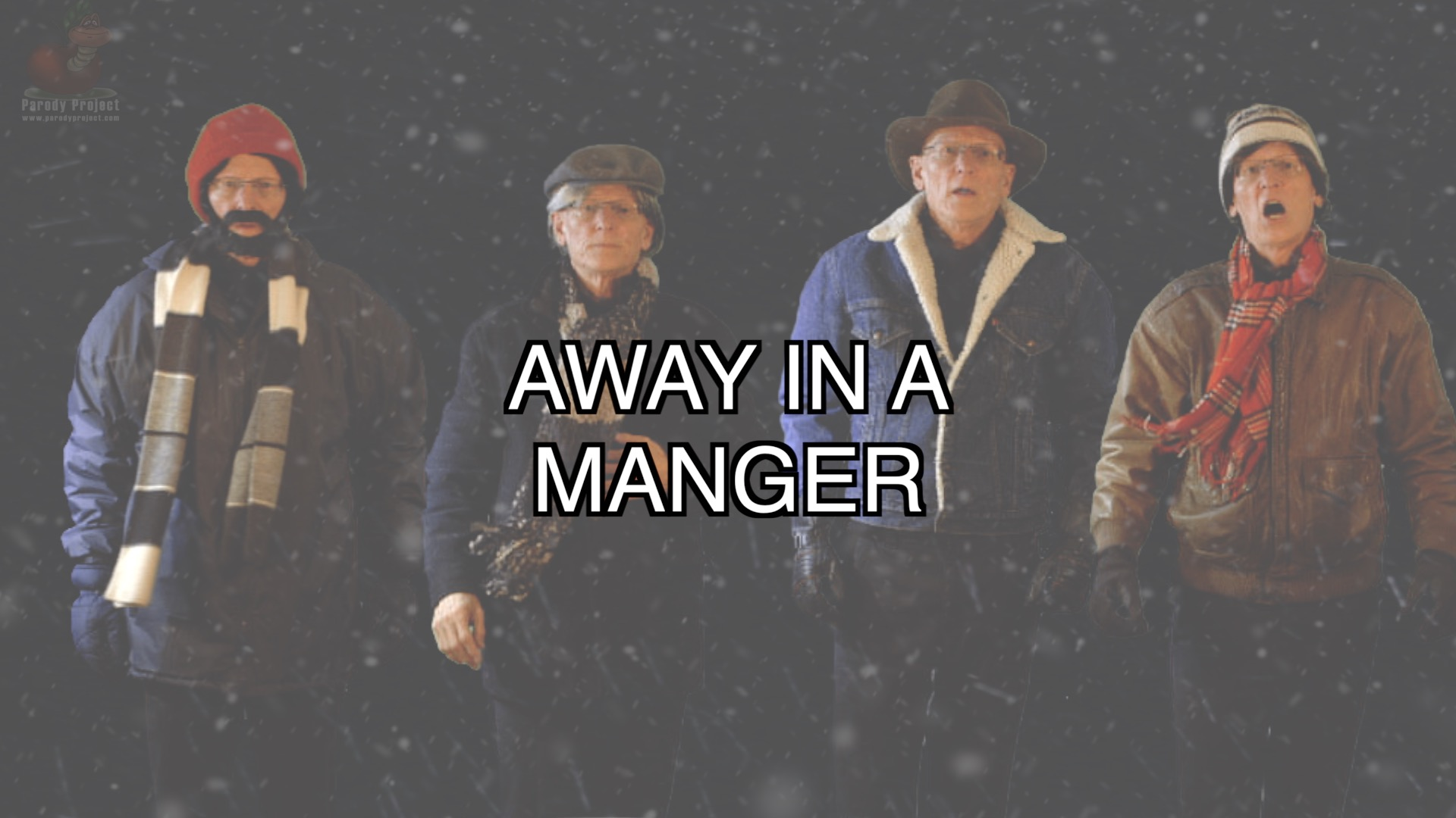 AWAY IN A MANGER (Modified to Reflect Current Events)
