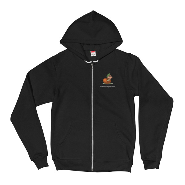 Hoodie Sweater | Parody Project Small Logo | Made in USA