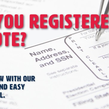 VERIFY YOUR VOTER REGISTRATION