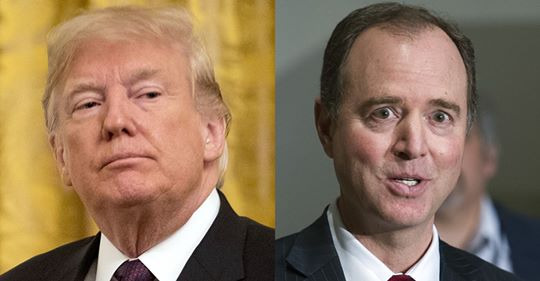 REAL NEWS: Rep. Adam Schiff just announced that Trump should be indicted the moment he leaves office