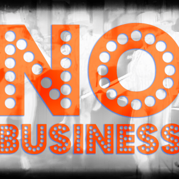 NO BUSINESS – The Freedom Toast with Deborah Bowman & Cinebot Video