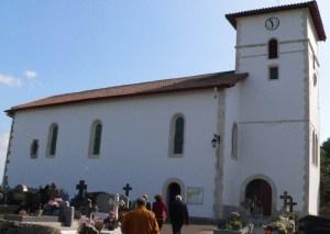 30 Arrauntz - Eglise de la Présentation