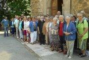Pèlerinage Notre Dame D'AY 3 juin 2015