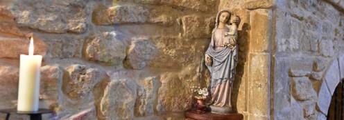 Vierge St Romain de Surieu