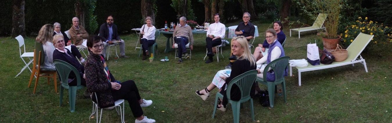 Pique-nique de fin d'année - groupe de formation biblique