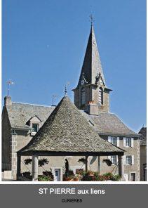 Eglise Curieres - paroisse Sant Guiral