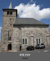 Eglise de Lacalm - paroisse Sant Guiral
