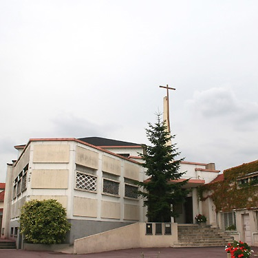 Eglise Notre-Dame des Bruyères à Sèvres