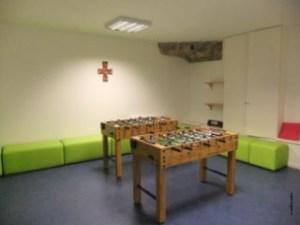 Salles Paroissiales Et Oratoire De La Louve