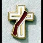 Diacre, croix