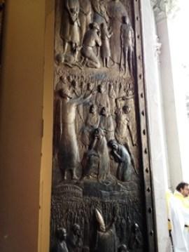 10 porte sainte St Paul hors les murs