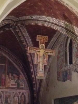 8croix de ST Damien- basilique Ste Claire
