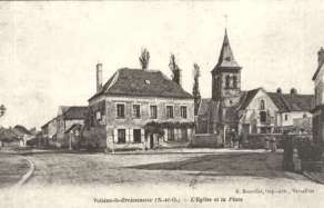 Eglise de Voisins