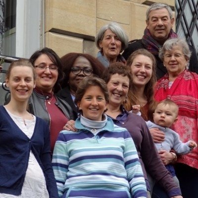 Équipe d'accueil des paroisses de Pontoise