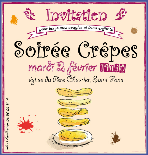 crepes-party