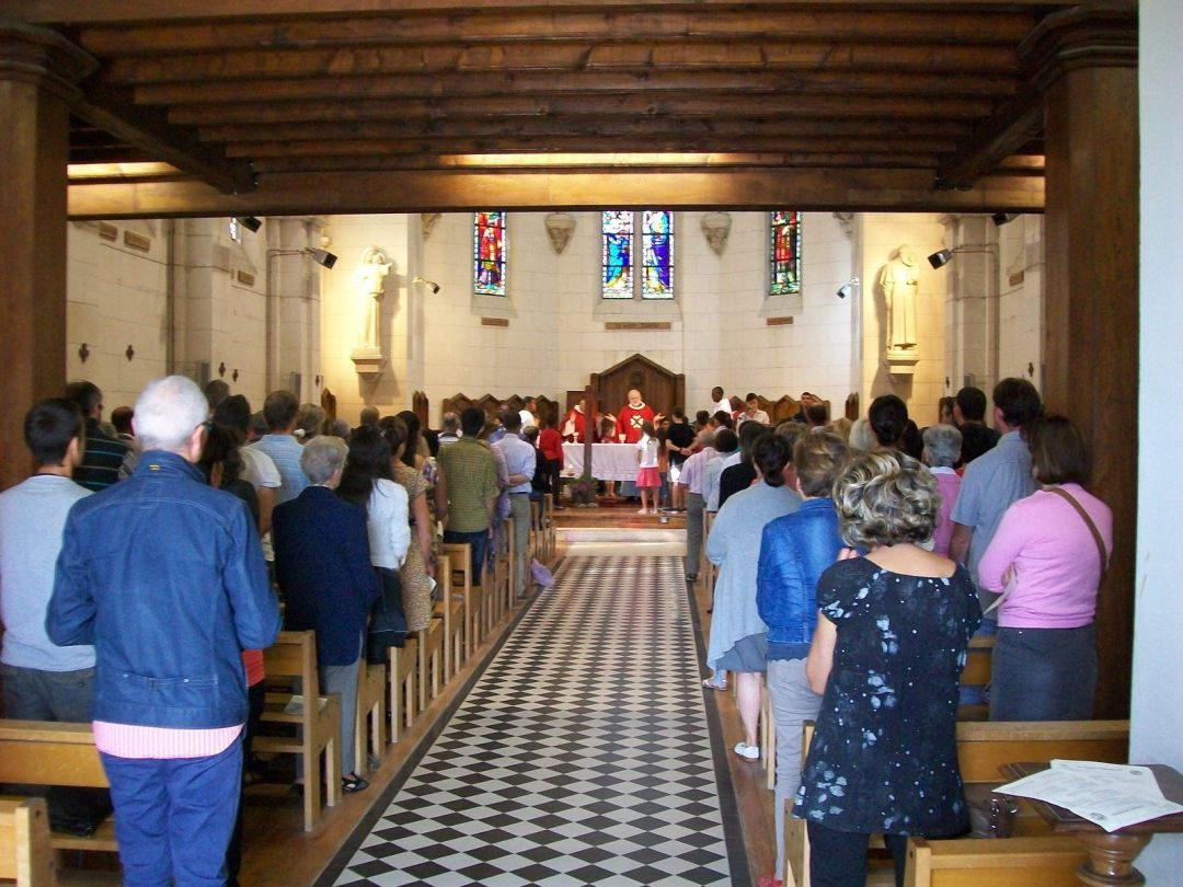 Messe en familles